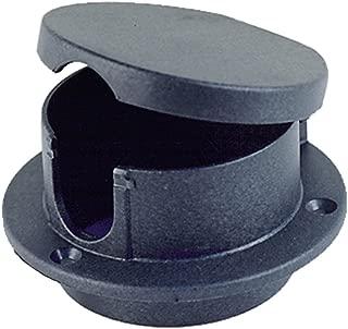Perko 1057DP0BLK Rope Deck Pipe - Black