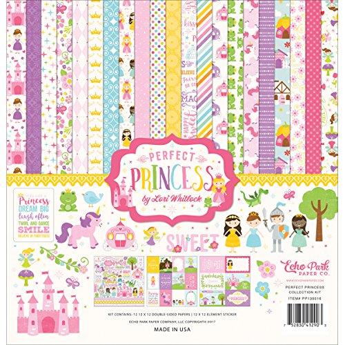 Echo Park Paper Company Perfect Princess Collection Kit