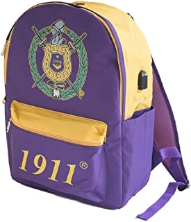 omega psi phi backpack