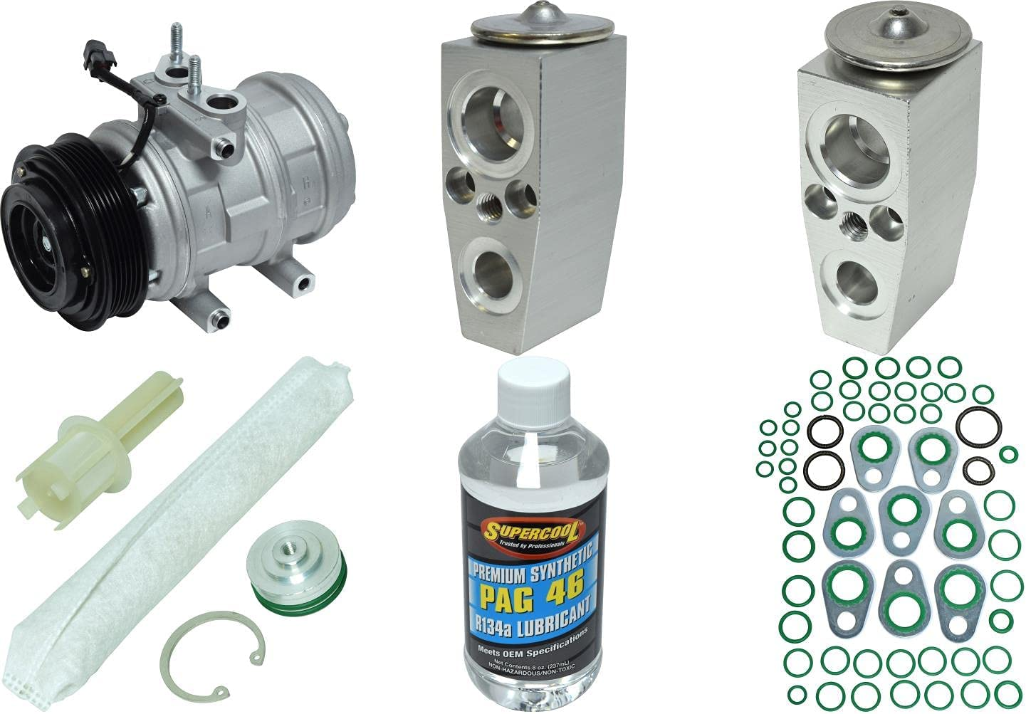 New List price Easy-to-use A C Compressor and Kit Expedition for Navigator Component