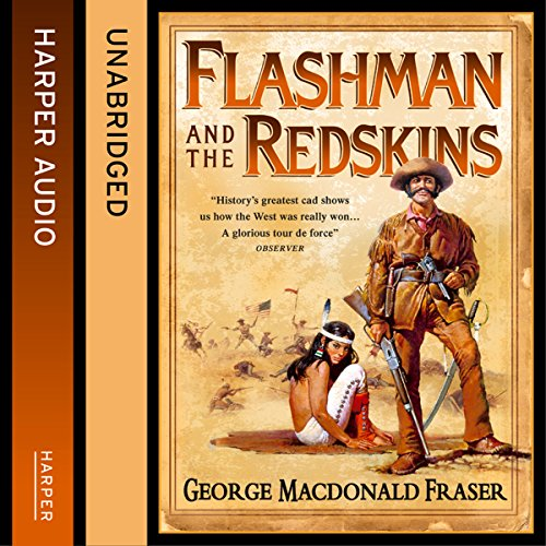 Flashman and the Redskins cover art
