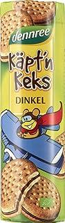 "dennree Bio Käpt""n Keks Dinkel 6 x 330 gr"
