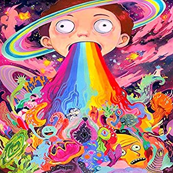 Rick & Morty On Acid