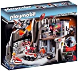 Playmobil - 4875 - Jeu de construction - Quartier général Agents Secrets avec...