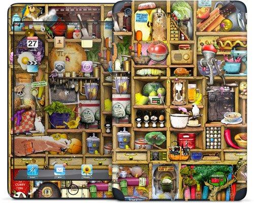 Gelaskins Kitchen Cupboard Displayschutz für Apple iPad Mini