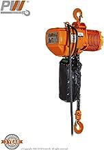 1 Ton Electric Chain Hoist 20ft G100 Chain M4/H3 230/380/460V