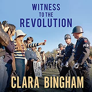 Witness to the Revolution audiobook cover art