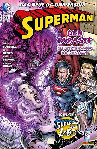 Superman Heft 28 DC52 (Panini Deutschland 2014)