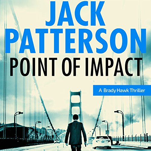 Point of Impact audiobook cover art