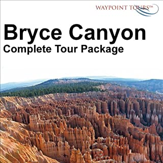 Bryce Canyon Tour audiobook cover art