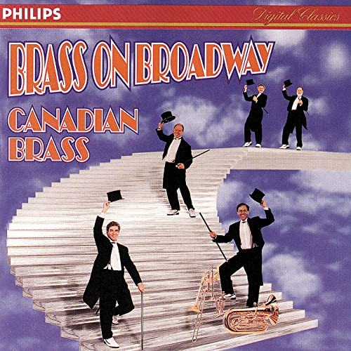The Canadian Brass, Star Of Indiana Drummers, Luther Henderson & Edward Metz