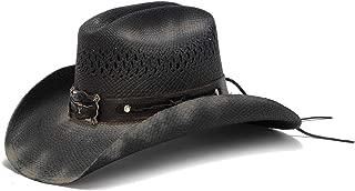 Stampede Hats Men's Bull Rider Vented Longhorn Cowboy Hat