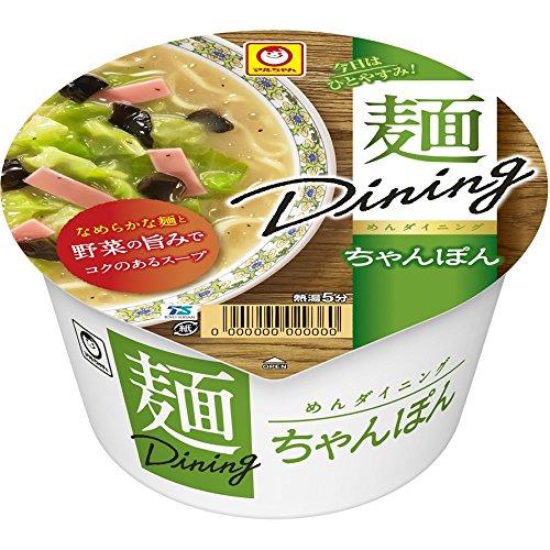 マルちゃん 麺ダイニング ちゃんぽん 86g×12個