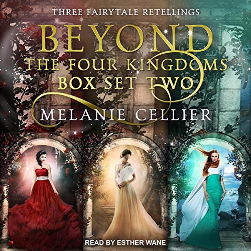 Beyond the Four Kingdoms Box Set 2 Audiobook By Melanie Cellier cover art