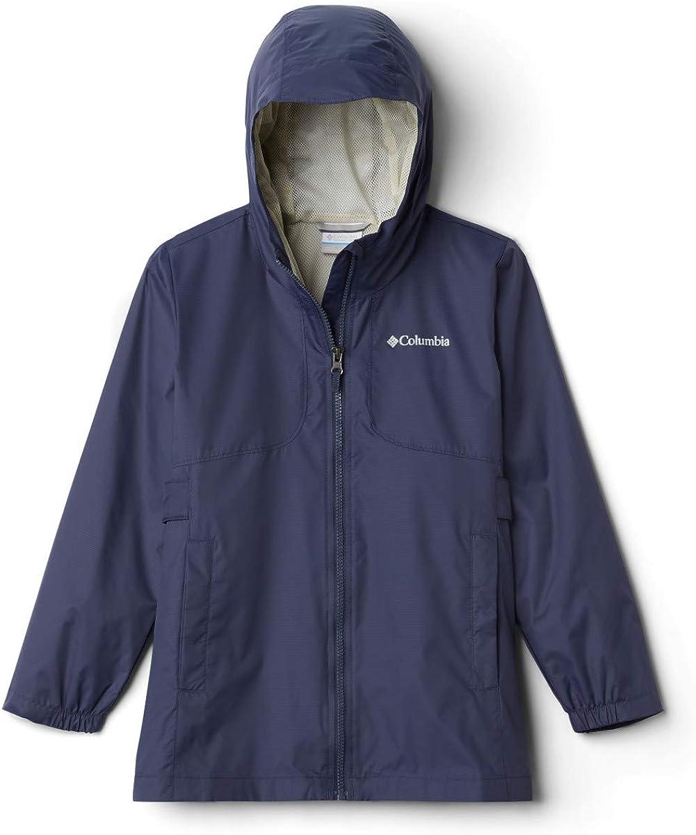 Columbia 実物 Girls' City オープニング 大放出セール Trail Jacket