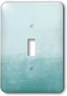 3D Rose lsp/_165892/_1 Pink and Aqua Anchors-Single Toggle Switch