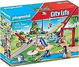 Weihnachtsgeschenk für Mädchen Playmobil großer Spielplatz komplett Set 116 Teile City Life 70328