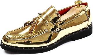441298c7f0335 Rouge Oxford Chaussures Italien Tassel Affaires De Mariage Hommes en Cuir  Robe Habillée Robe Habillées Mocassins
