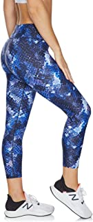 Rockwear Activewear Women's Squad Ag Print Tight from Size 4-18 for Ankle Grazer High Bottoms Leggings + Yoga Pants+ Yoga ...
