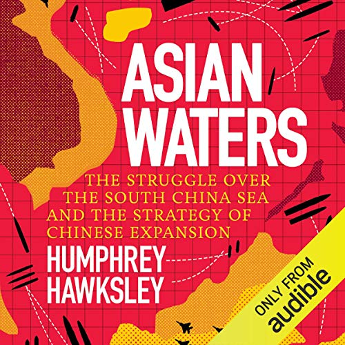 Asian Waters audiobook cover art