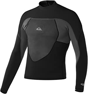 Quiksilver Mens Syncro 1.5MM LSL Jacket Smoothie Suit