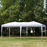 charaHOME 10 x 20 Canopy Tent Pop Up