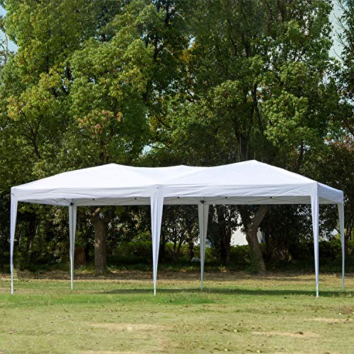 charaHOME 10 x 20 Pop Up shelter