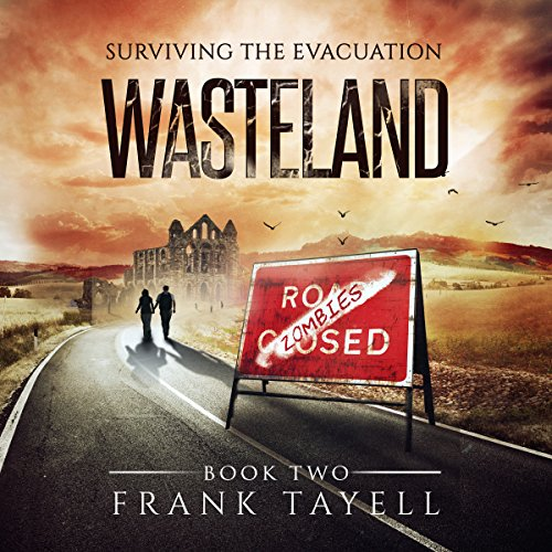 Surviving the Evacuation, Book 2: Wasteland audiobook cover art