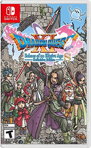 DRAGON QUEST XI S – Echoes of an Elusive Age – Definitive Edition - [Switch Digital Code]