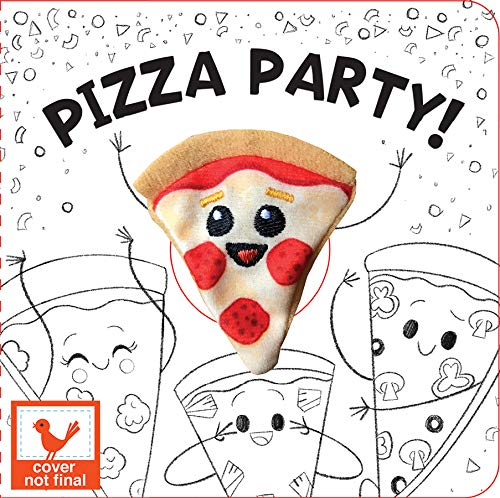 Pizza Party! (Children's Interactive Finger Puppet Board Book)