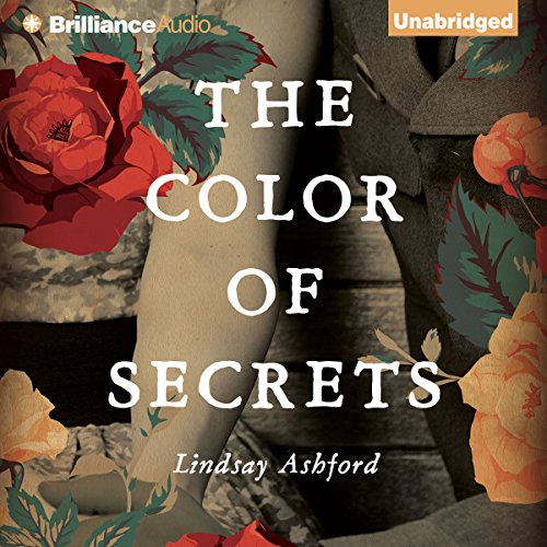 The Color of Secrets audiobook cover art