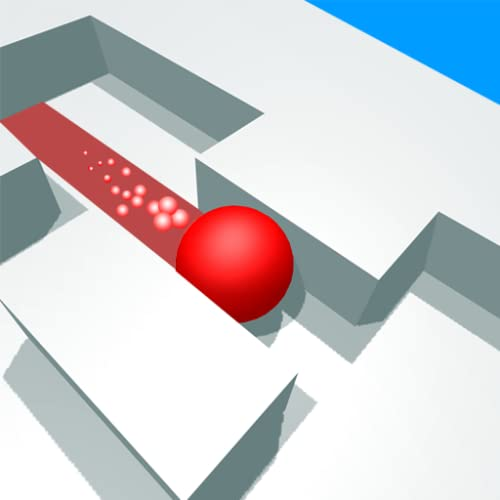 Swipe Ball Rush - Board Paint Puzzle Game