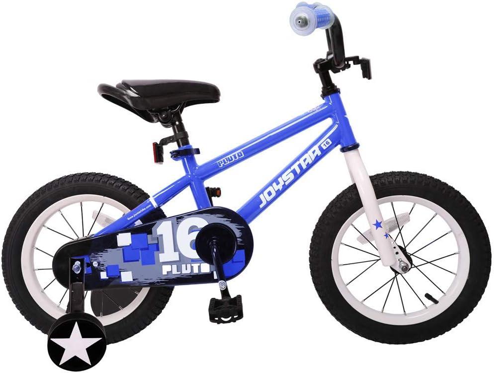 New York Mall Daily bargain sale JOYSTAR Pluto Kids Bike with Training Wheels 18 20 14 for 16 12