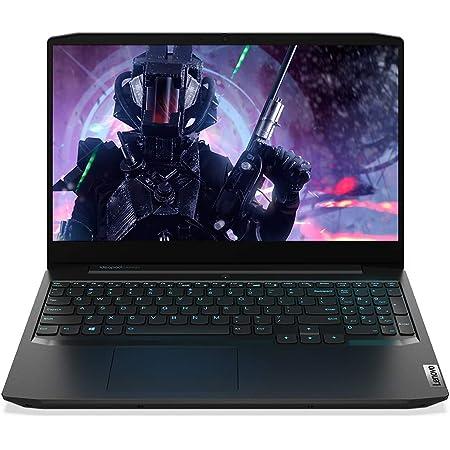 Lenovo IdeaPad Gaming 3 10th Gen Intel Core i7 15.6-inch FHD IPS Gaming Laptop (8GB/1TB HDD + 256 GB SSD/Windows 10/NVIDIA GTX 1650 4GB GDDR6/with M100 RGB Gaming Mouse/Onyx Black/2.2Kg), 81Y400VAIN