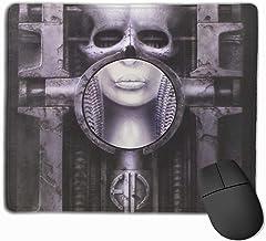 Alfombrilla para ratón con diseño de Emerson, Lake & Palmer, Ensalada Cerebral Cirugía para Trabajo y Jugar Oficina y Hogar 25x30