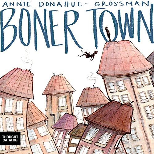 Boner Town audiobook cover art