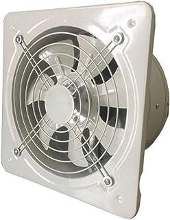 Dailyinshop Extractor de ventilación Industrial Metal Axial