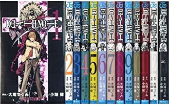 DEATH NOTE all 12 volumes +
