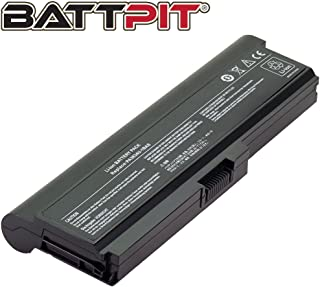 Battpit™ Laptop/Notebook Battery Replacement for Toshiba Satellite U505-S2950 (6600 mAh / 71Wh)