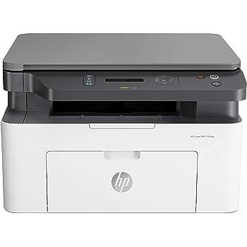 HP Laser 135wg Laser-Multifunktionsdrucker (Laserdrucker, Kopierer, Scanner, WLAN)