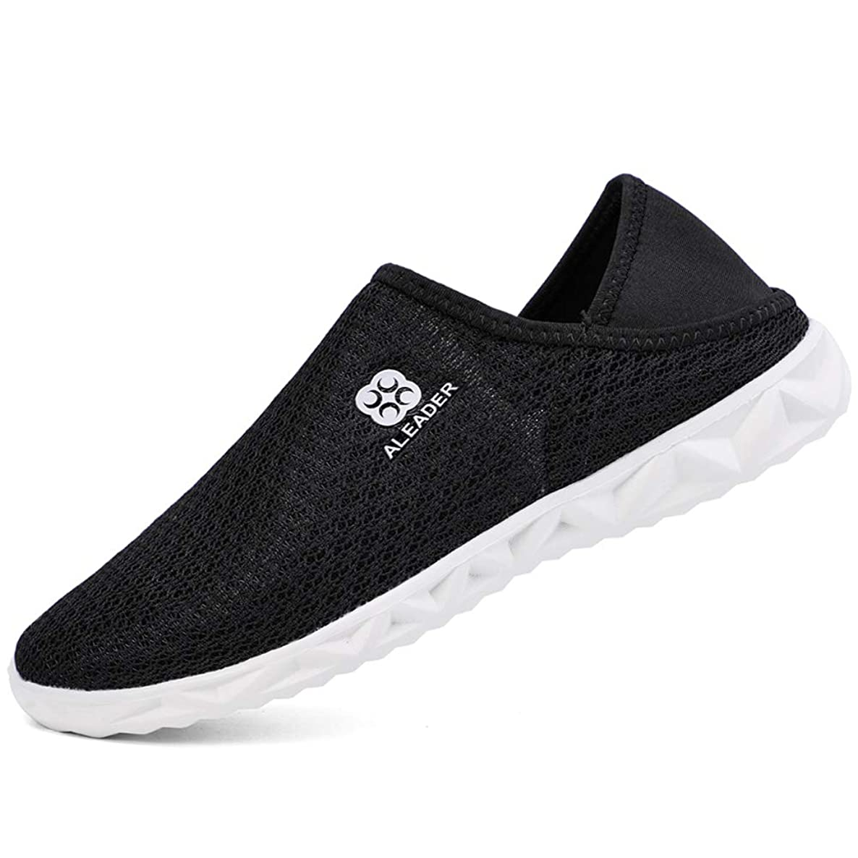 Zefani Men's Slip On Water Shoes Lightweight Aqua Slippers eskqqkpuatpznhxy