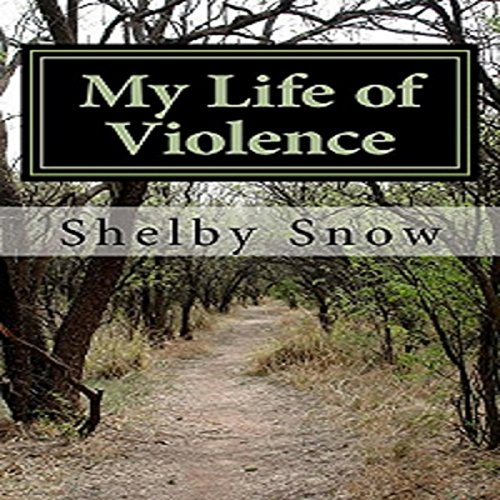 My Life of Violence audiobook cover art