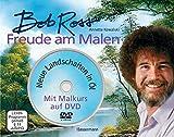 Freude am Malen-Set. Neue Landschaften in Öl. Ein Malkurs in Buch und auf DVD: Nach der Kultserie 'The Joy of Painting'