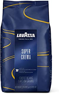 Best lavazza super crema coffee beans 1kg Reviews