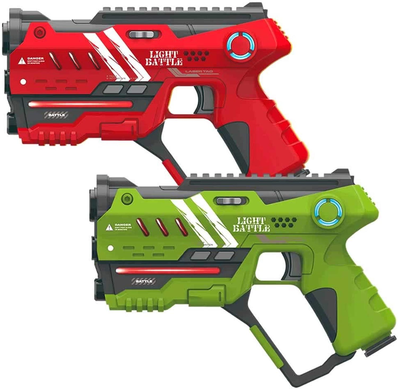 Light Battle Laser Tag set with 2 Laserguns  1x AntiCheat