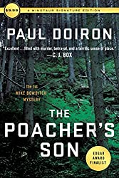 Books Set in Maine: The Poacher's Son by Paul Doiron. Visit www.taleway.com to find books from around the world. maine books, maine novels, maine literature, maine fiction, maine authors, best books set in maine, popular books set in maine, books about maine, maine reading challenge, maine reading list, augusta books, portland books, bangor books, maine books to read, books to read before going to maine, novels set in maine, books to read about maine, maine packing list, maine travel, maine history, maine travel books
