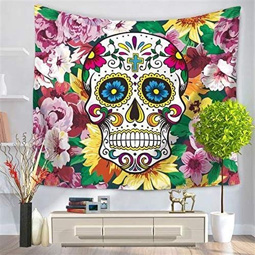 ydlcxst Tapestry Bohemian Tapestry Nordic Style Mythical Characters Home Decoration Tapestry Living Room Bedroom Wall Decoration 240X260Cm /11880