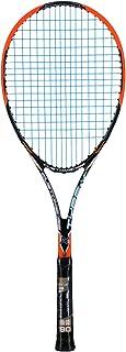 ゴーセン(GOSEN) [ガット張り上げ] ソフトテニス ラケット カスタムエッジ タイプX サンセットオレンジ グリップサイズSL 0 SRCXSOSL0