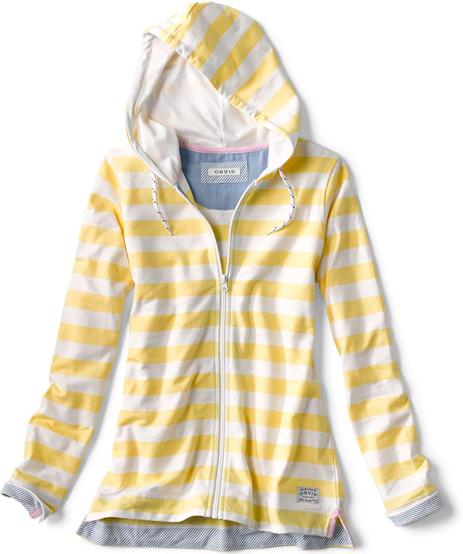 Orvis Women's Organic Cotton French Terry Full-Zip Hoodie