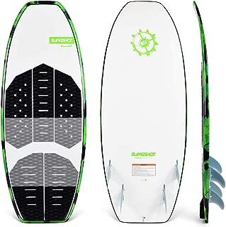 Best slingshot gnarwhal wakesurf board Reviews